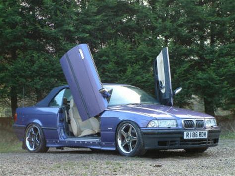 E36 Lambo Doors by Bmw E36