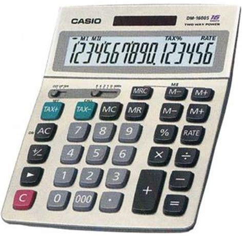 Kalkulator Casio Dm 1600s Calculator dm 1600s casio calculator text book centre