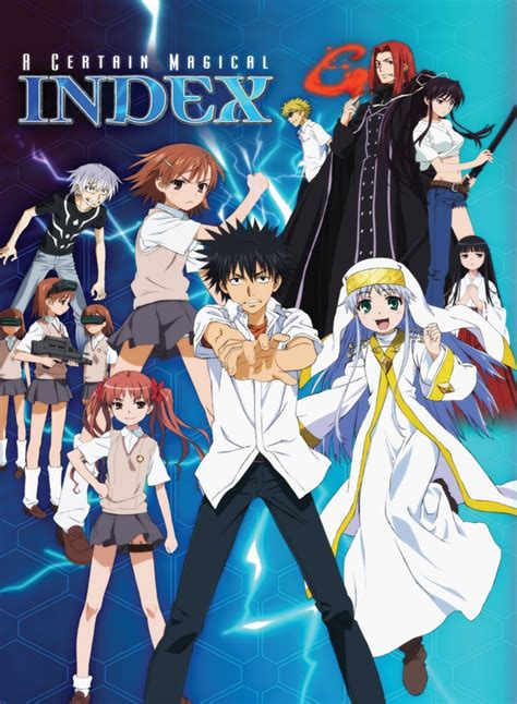 a certain magical index otaku nuts a certain magical index anime review