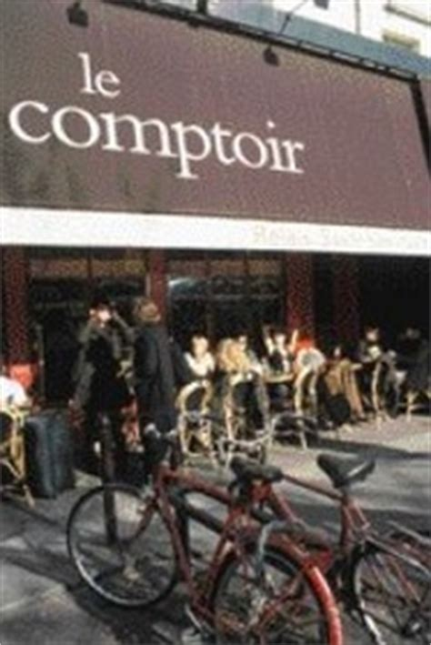 Le Comptoir Germain by Le Comptoir Du Relais Restaurant In
