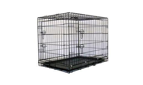 crate with divider metal crates with dividers groupon goods