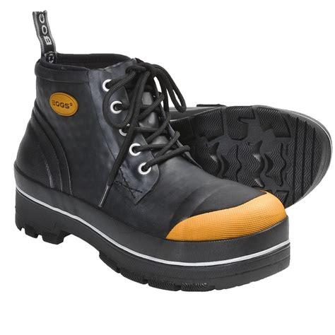 bogs footwear industrial rubber chukka boots waterproof