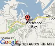 map of horseshoe bay marriott horseshoe bay resort marble falls deals see