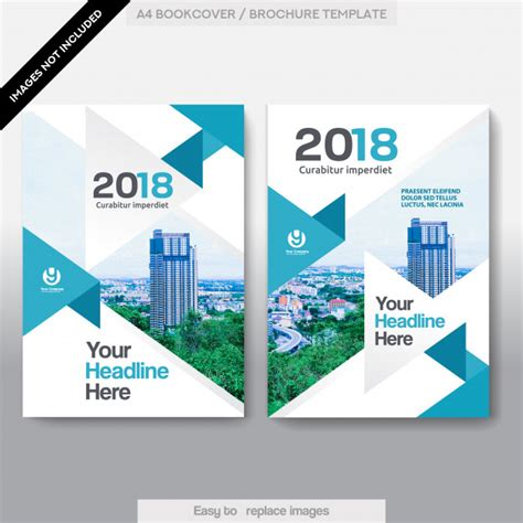 design book cover using microsoft word city background business book cover design template vector