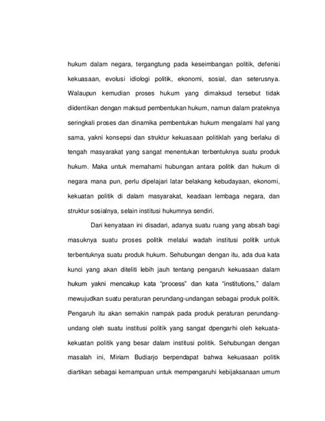 Politik Hukum Di Indonesia Mohmahfud Md politik hukum