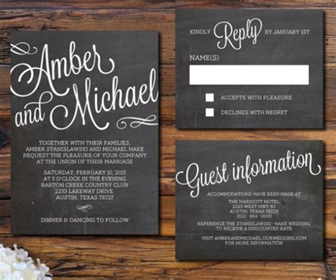what should wedding invitations include 10 tips on what to include in wedding invitation details