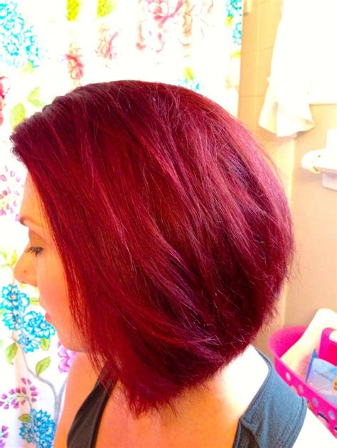 Diy Beauty From Brown Hair To Bright Red Hair Easy Steps | 25 best ideas about bright red hair dye on pinterest