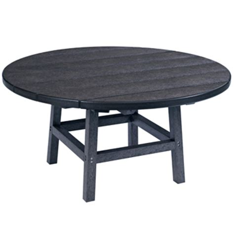 recycled plastic coffee table patio furniture at