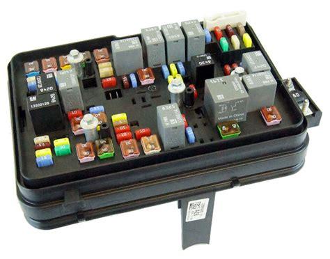 gmc terrain equinox  engine compartment fuse block box relays factory oem parts