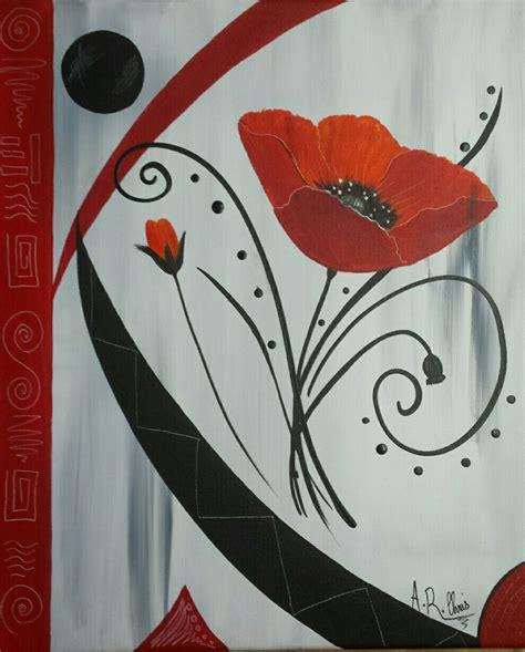 Modele Peinture Acrylique Debutant