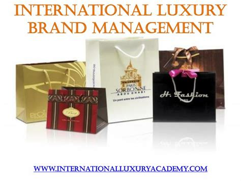 Global Mba Luxury Brand Management by Ppt Milan Experiential Trip With Ila At Luxury Brand