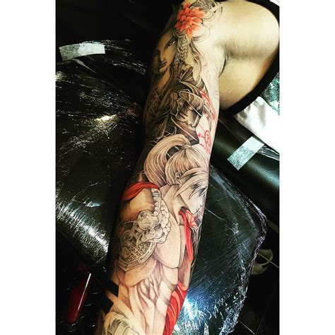 automail tattoo the world s best photos of fullmetalalchemist and japan