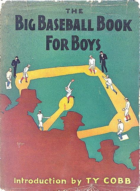 baseball for building boys to books the big baseball book for boys by graham bonner 1931