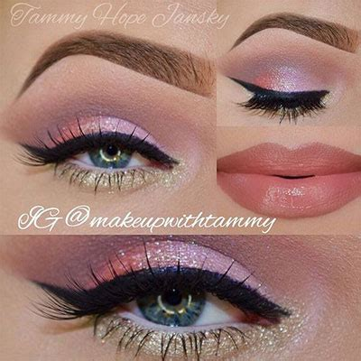 valentines day makeup ideas 20 best s day eye makeup ideas looks