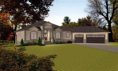 house  angled garage ranch  angled garage house bungalows designs treesranchcom