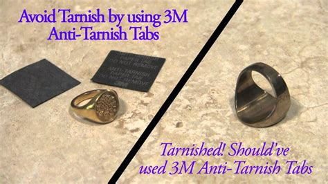 how to make jewelry not tarnish 3m anti tarnish paper tabs for silver copper gold jewelry