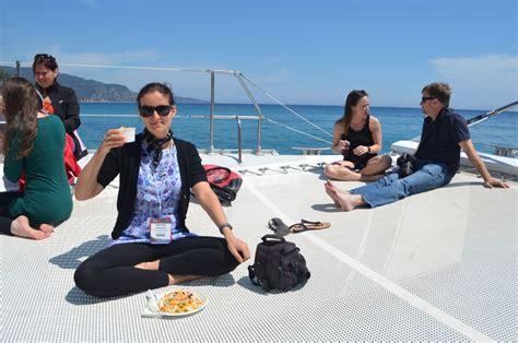 catamaran boat party lloret de mar 8 things to do in lloret de mar crazy sexy fun traveler