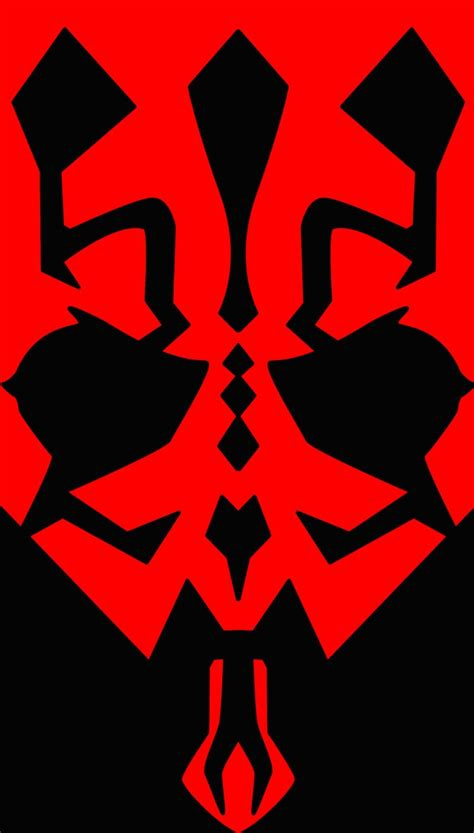 darth maul template darth maul clipart images