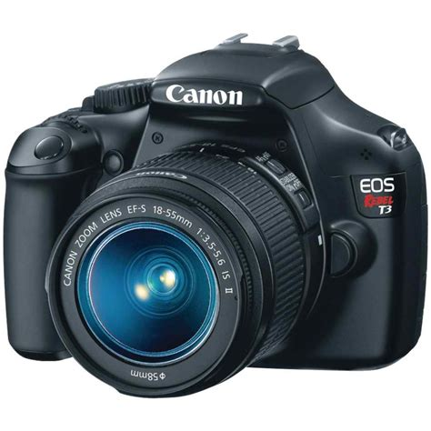 canon rebel t3 canon eos rebel t3 eos 1100d digital slr review review
