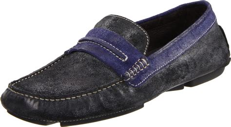 donald j pliner mens loafers donald j pliner mens vergil loafer in blue for black