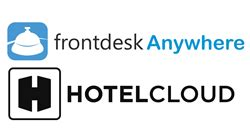 frontdesk anywhere partners with hotelcloud to enhance