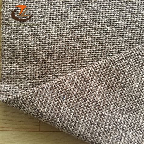 cheap sofa upholstery fabric jute fabric for sofa sets