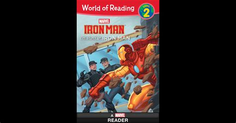 world of reading this is iron man review ironman world of reading iron man the story of iron man by disney book group on ibooks
