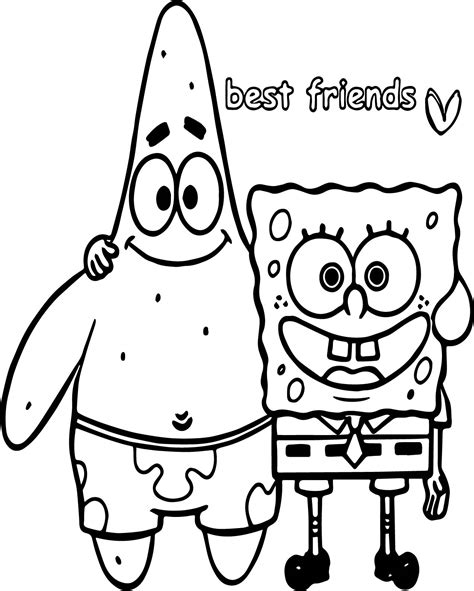 coloring pages with friends words best friends coloring page wecoloringpage