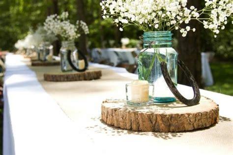 Idées de déco pour mariage champêtre   Archzine.fr