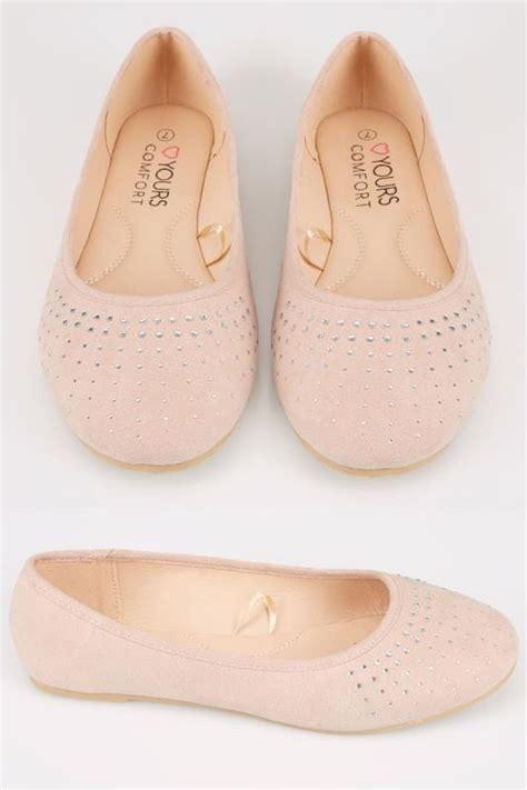 Sepatu Pink 31 36 wide fit footwear yours clothing