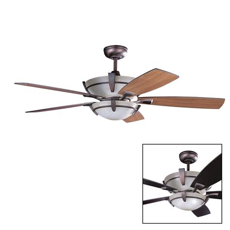 kendal lighting ac14052 obb 7 light calavera ceiling fan
