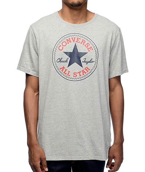 Pdp T Shirt converse grey t shirt at zumiez pdp