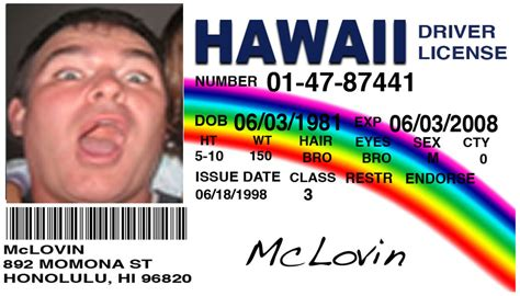 15 worst attempts at a fake id card