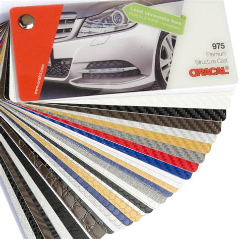 Oracal Folie Berlin by Oracal 975 Premium Structure Cast Car Wrapping Folie
