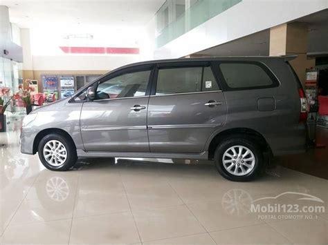 Toyota Kijang Innova V 2014 jual mobil toyota kijang innova 2014 v 2 5 di dki jakarta