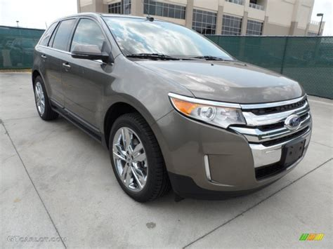 mineral gray metallic ford edge 2013 mineral gray metallic ford edge limited ecoboost