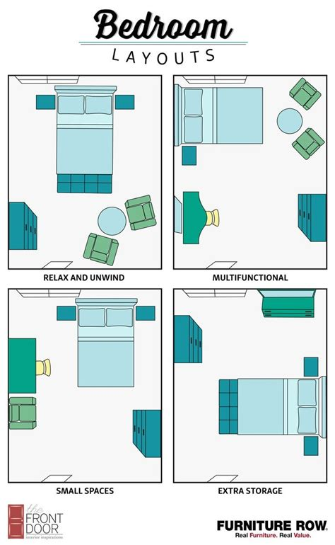Bedroom Layout Ideas 25 Best Ideas About Bedroom Furniture Layouts On Bedroom Furniture Placement