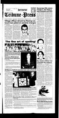gouverneur reading room gouverneur tribune press gouverneur n y 1990 current february 19 2010 page 1 image 1