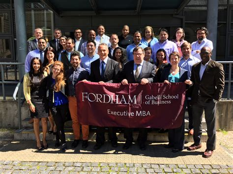 Fordham Part Time Mba Class Schedule by Gaining An Perspective On Business 187 Gabelli Connect