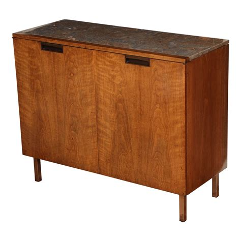 midcentury marble top bar cabinet at 1stdibs