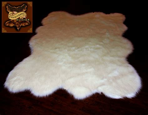 How Much Does A Skin Rug Cost by Rugs Make You Feel Like You Are Petting An Artic Polar
