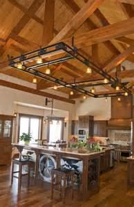 hill country home timber frame residential project