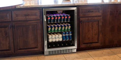 Portable Kitchen Islands Canada freestanding vs built in beverage refrigerators