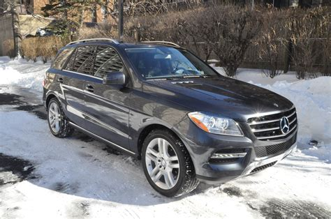 2013 mercedes ml350 bluetec 2013 mercedes ml350 bluetec review and test drive