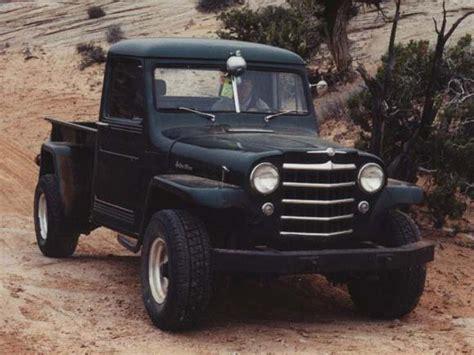 jeep truck parts joe thompson 1951 willys truck mikelike