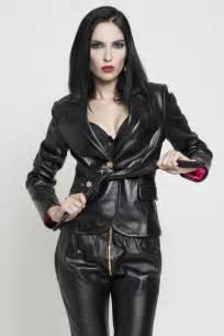 black leather womens s fitted black leather jacket hi tek hi tek webstore