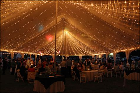 wedding pole tent lighting www imgkid com the image
