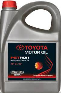 Toyota 10w30 Motor Toyota Rawal Motors Pvt Ltd
