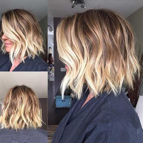 balayage highlights for older women 31 cool balayage ideas for short hair page 2 of 3 stayglam