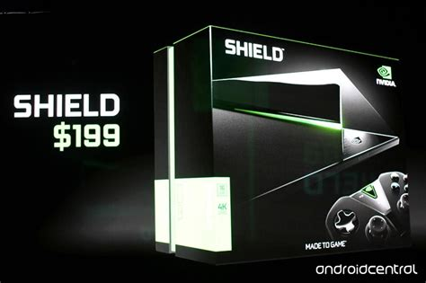 nvidia console price nvidia shield is the world s 4k android tv console